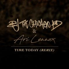 """BJ The Chicago Kid Adds Ari Lennox To """"Time Today"""" Remix"""