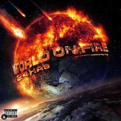 "24hrs Returns With ""World On Fire"" Ft. Wiz Khalifa, DMX, MadeinTYO, & More"
