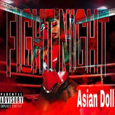 """Asian Doll Throws Punches On """"Fight Night"""" Project"""