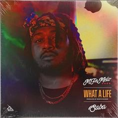 "MFnMelo Drops ""What A Life"" Featuring Saba"