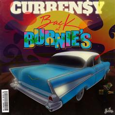 """Curren$y Is """"Back At Burnie's"""" With Ninth Project Of The Year Ft. Rick Ross, Juicy J, & More"""