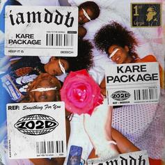 "Stream IAMDDB's New EP ""Kare Package"""