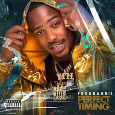 """FredRarrii Makes His Introduction With Debut EP """"Perfect Timing"""" With DaBaby, Moneybagg Yo, & More"""