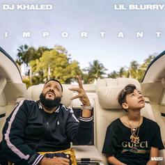 "Boosie's Artist Lil Blurry Receives Cloth Talk From DJ Khaled On ""Important"""