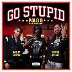 "Polo G Grabs NLE Choppa & Stunna 4 Vegas For ""Go Stupid"""