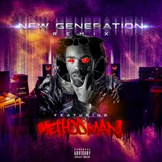 """Method Man Links Up With His Son On 2nd Generation Wu's """"New Generation"""" Remix"""