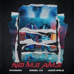"""Juice WRLD Posthumously Appears On Anuel AA & Rvssian's Song """"No Me Ame"""""""