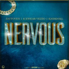 """Zaytoven Heads To Detroit With Kash Doll & Icewear Vezzo On """"Nervous"""""""
