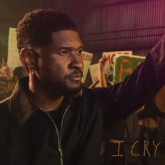 "Usher Releases Emotional Single ""I Cry"" Inspired By His Children & Recent Protests"