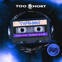 """Too $hort Drops Off His Latest Record """"Typhoon"""""""