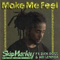 "Skip Marley Shares ""Make Me Feel (Remix)"" With Rick Ross & Ari Lennox"
