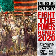 "Public Enemy Release ""Fight The Power: Remix 2020"" Ft. Nas, YG & More"