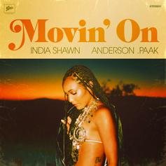"""Anderson .Paak Joins India Shawn On Groovy New Single """"Movin' On"""""""