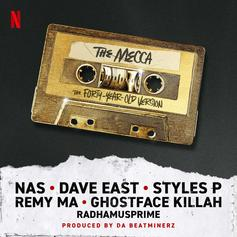 """Styles P, Ghostface Killah, Nas, Dave East & Remy Ma Unite For Classic NY Posse Cut """"The Mecca"""""""
