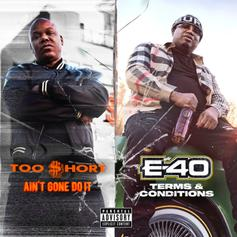 """E-40 & Too Short Connect On New Song Ahead Of """"Verzuz"""""""