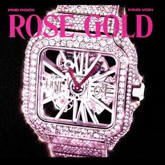 """PnB Rock & King Von Connect On """"Rose Gold"""""""