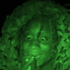 "Trippie Redd Brings Swamp Thing Energy To ""Buzz"""