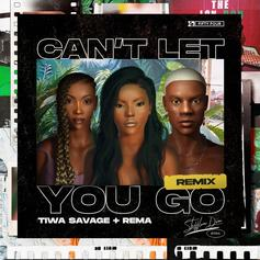 "Stefflon Don Teams Up With Rema & Tiwa Savage For ""Can't Let You Go"" Remix"