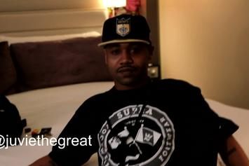 "Juvenile ""Speaks On UTP, Hot Boys Reunion"" Video"