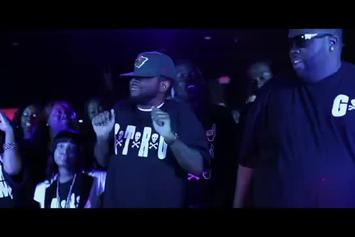 """Killer Mike Feat. Young Jeezy """"Go Out On The Town"""" Video"""