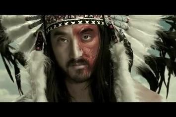 "Steve Aoki Feat. Kid Cudi & Travis Barker ""Cudi the Kid"" Video"