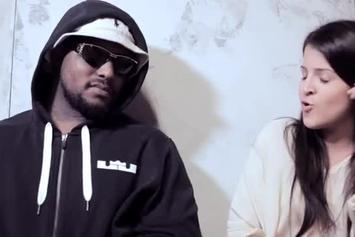 """Schoolboy Q """"Talks On Upcoming Project"""" Video"""