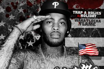 "Waka Flocka ""Salute Me Or Shoot Me Vol. 4: Banned From America"" Review"