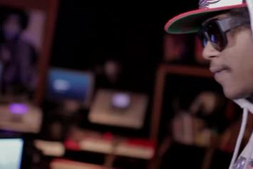 "Schoolboy Q Feat. Ab-Soul & Mike WiLL Made It ""Studio Session"" Video"