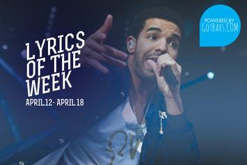 Lyrics Of The Week: April 12-18