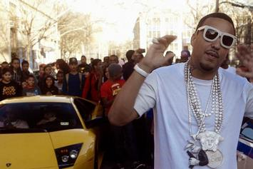 "French Montana Unconcerned About ""Excuse My French"" Album Sales"