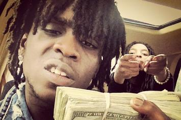 """Chief Keef """"Rejected By McDonald's"""" Video"""