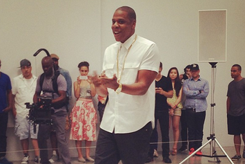 "Jay Z To Premiere ""Picasso Baby"" Performance Art Film On HBO"