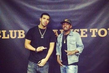 """Kendrick Lamar Hopes To Be Featured On Drake's """"Nothing Was The Same"""""""