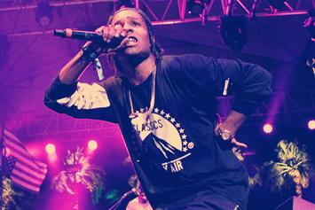 "A$AP Rocky ""Made In America Festival Performance"" Video"