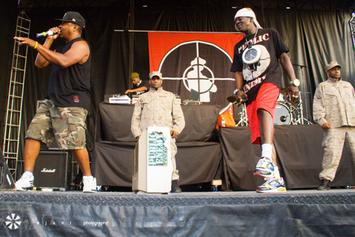 """Public Enemy """"Made In America Festival Performance"""" Video"""