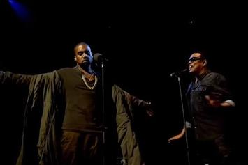 """Kanye West Feat. Charlie Wilson """"Perform """"Bound 2"""" (Live On Jools Holland)"""" Video"""