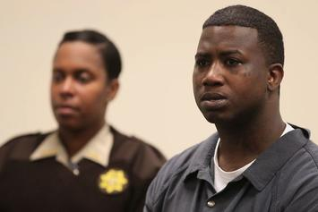 Gucci Mane Sentenced To Six Months In Jail For Probation Violation