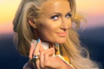 "Paris Hilton Feat. Lil Wayne ""Good Time"" Video"