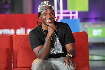 """Pusha T Talks On Saying He Has Album Of The Year, Kelly Rowland Rumors & """"S.N.I.T.C.H"""""""