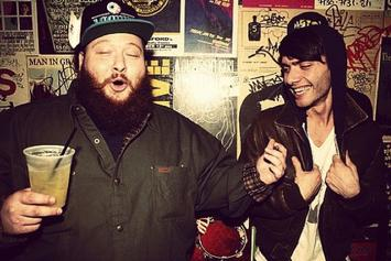 "Review: Action Bronson & Party Supplies' ""Blue Chips 2"""