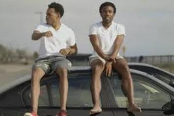 "Childish Gambino Feat. Chance The Rapper ""The Worst Guys"" Video"
