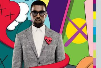 """Kanye West To Re-Release """"808s And Heartbreak"""""""