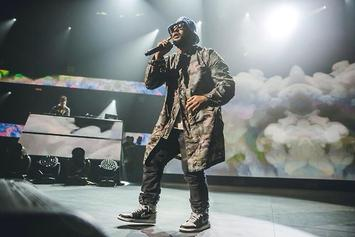 Schoolboy Q Performs At The iTunes Festival At SXSW