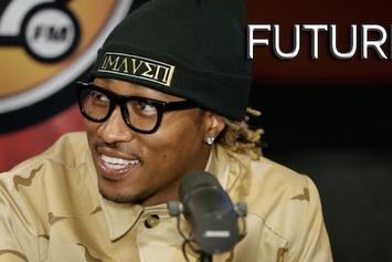 """Future Talks About """"Honest"""", Ciara, & More With Angie Martinez"""