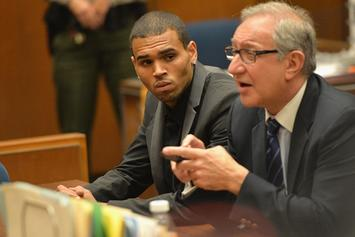 Chris Brown's Lawyer Demands That D.C. Assault Case Be Dismissed