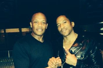 """Q-Tip & Dr. Dre May Be Working On """"Detox"""""""