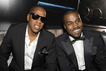 Jay Z Is Reportedly Kanye West's Best Man