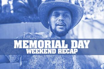 Memorial Day Weekend Recap: Nicki Minaj, Game, Big Sean & More Hit Up Las Vegas