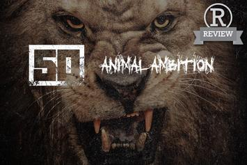"""Review: 50 Cent's """"Animal Ambition"""""""