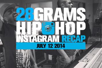 28 Grams: Hip-Hop Instagram Recap (July 12)